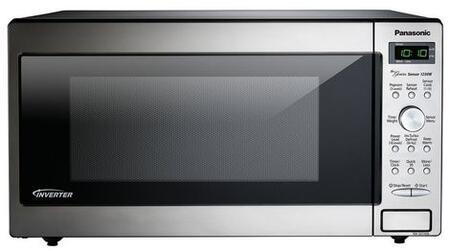 Panasonic NNSD745S Countertop Microwave, in Stainless Steel