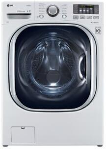 LG WM4070HWA TurboWash Series 4.3 cu. ft. Front Load Washer, in White