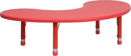 Flash Furniture YUYCX0042MOONTBLREDGG