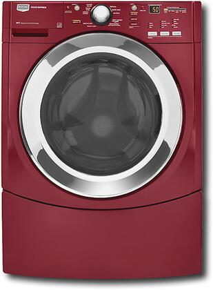 Maytag MHWE300VF  4.0 cu. ft. Front Load Washer, in Red