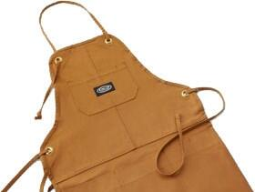 DCS APA Apron with Front Storage Pocket and Adjustable Neck Band: