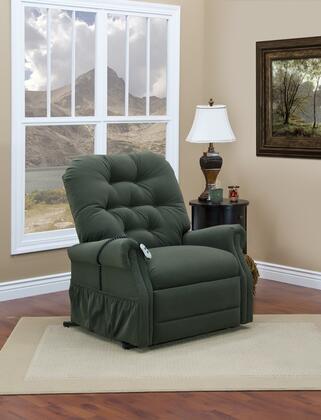 MedLift 3555, 35 Series, Two-Way Reclining Lift Chair: