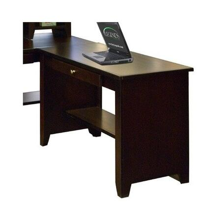 Legends Furniture UL6216MOC Urban Loft Series Writing Desk  Desk