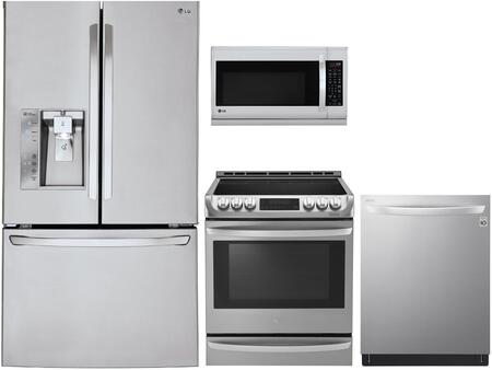 LG 798883 Kitchen Appliance Packages