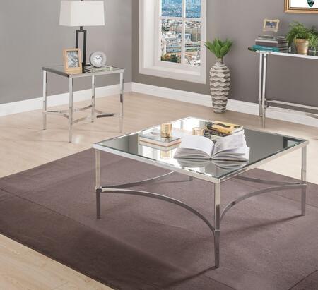 Acme Furniture Petunia Coffee and End Table Set