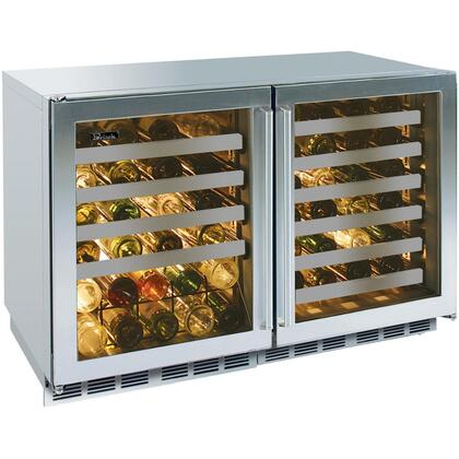 "Perlick HP48WOS2L2RDNU 47.875"" Freestanding Wine Cooler"