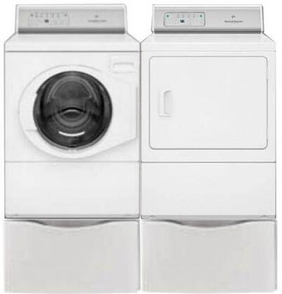 Speed Queen 731889 Washer and Dryer Combos