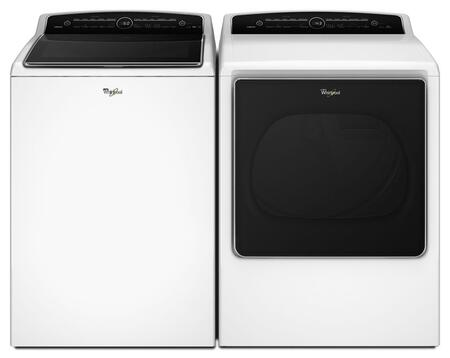 Whirlpool 374500 Cabrio Washer and Dryer Combos