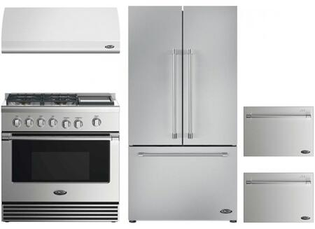 DCS 719418 Kitchen Appliance Packages