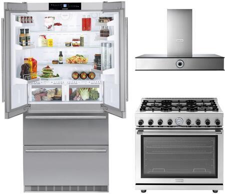 Liebherr 741660 Kitchen Appliance Packages