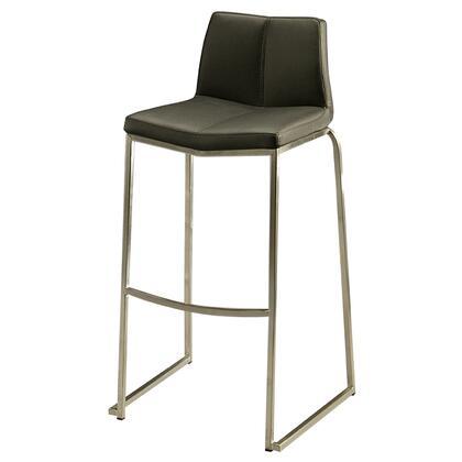 Pastel Furniture QLDQ2103 Daqo 26 in. Counter Height Barstool