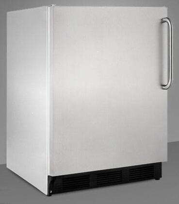 Summit SCFF55OSLHD Built-In Upright Counter Depth Freezer