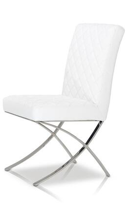 VIG Furniture VGKNC1012 Modrest Series Modern Metal Frame Dining Room Chair