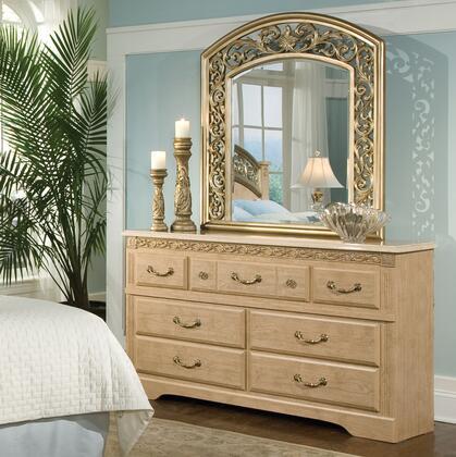 Standard Furniture 57259A Porto Fino Elite Series Wood Dresser