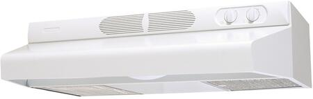 """Air King ECQ30x 30"""" Under Cabinet Range Hood with 250 CFM, 4 Adjustable Capacity Motor, Aluminum Grease Filter and Energy Star Certified, in"""