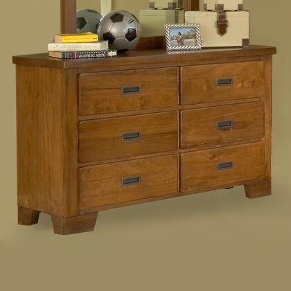 American Woodcrafters 1800260  Wood Dresser