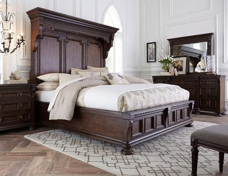 Broyhill 4912KMBNDMS Lyla King Bedroom Sets