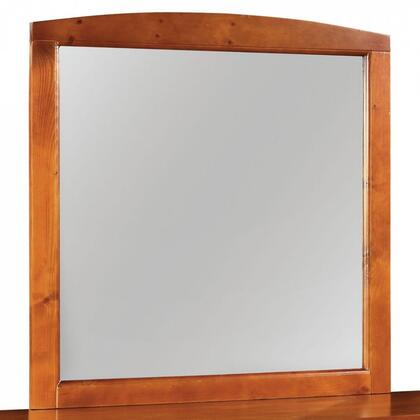 Furniture of America CM7905OAKM Omnus Series  Mirror