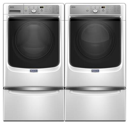 Maytag 690119 Washer and Dryer Combos