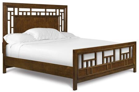 Magnussen B176974CK Jaffrey Series  California King Size Panel Bed