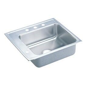 Elkay DRKADQ222045L0  Sink