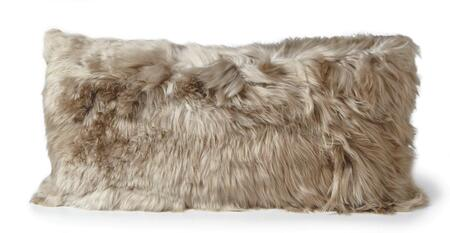 "Auskin Auskin LPSCC28X56PC1 11"" x 22"" Long Alpaca Fleece Cushion in"