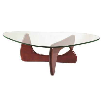 Fine Mod Imports FMI1119CHERRY Cherry Modern Table