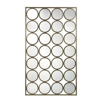 Sterling 138169 Retro Series Rectangle Portrait Wall Mirror