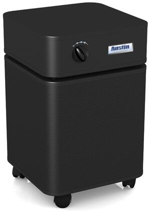 Austin Air B450 Healthmate Plus Air Purifier, Super Blend Air Cleaner, 3 Speed Control Switch, CSA and NRTL Approved, 360 Degree Filtration System, Carbon Blend Filter and Medical Grade HEPA Filter in