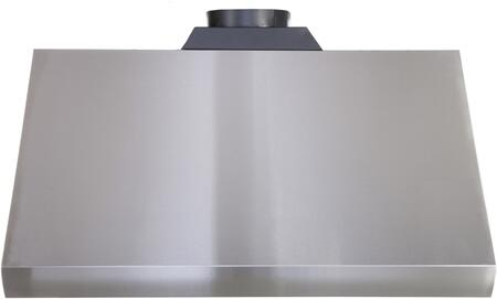 Kucht KRHx05U Pro-Style Under Cabinet Range Hood with x CFM, LED Lights, 15 minute Delay Off and Stainless Steel Dishwasher Safe Baffler Filter, in Stainless Steel