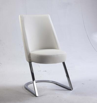 Chintaly TAMISC TAMI Slight Concave Back Side Chair
