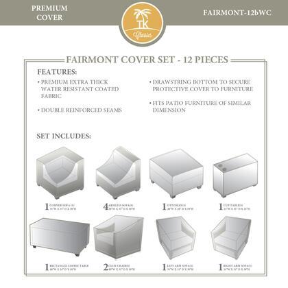 FAIRMONT 12bWC