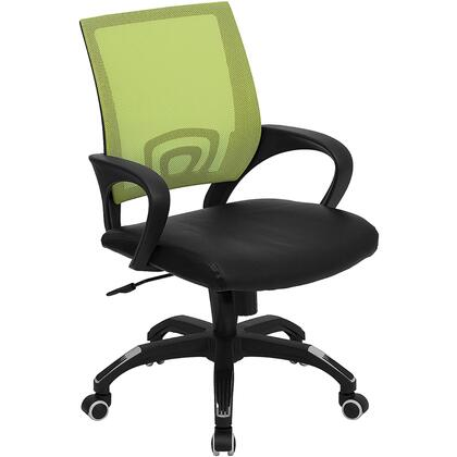 """Flash Furniture CPB176A01GREENGG 22.5"""" Contemporary Office Chair"""
