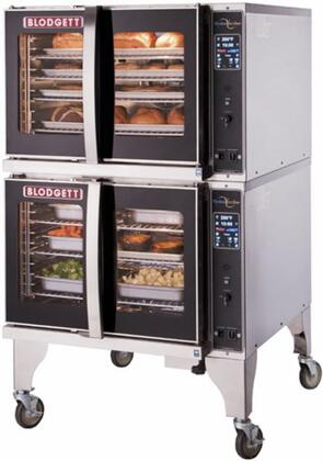 "Blodgett HVH100E 39"" HydroVection Series Energy Star Electric Oven with Helix Technology, Steam and Convection Heating, Oven Cavity Drain and Halogen Lighting, in Stainless Steel Construction:"