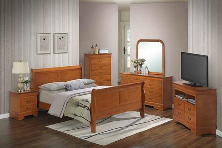 Glory Furniture G3160AFBSET Full Bedroom Sets