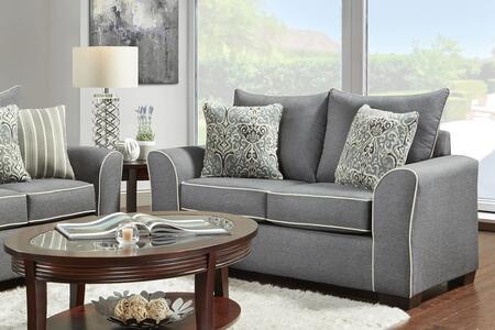 Chelsea Home Furniture Demi 195702LAG Lifestyle