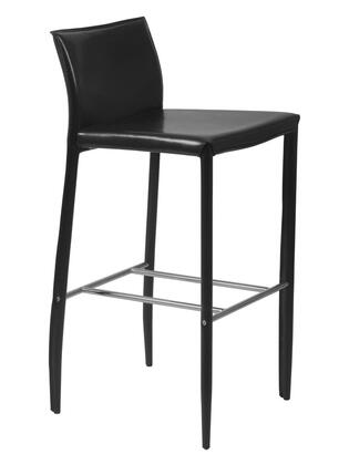 Euro Style 02371 Sheldon Series  Bar Stool