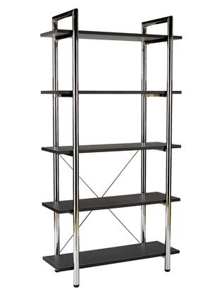 Euro Style 27851Laurence Series  Bookcase