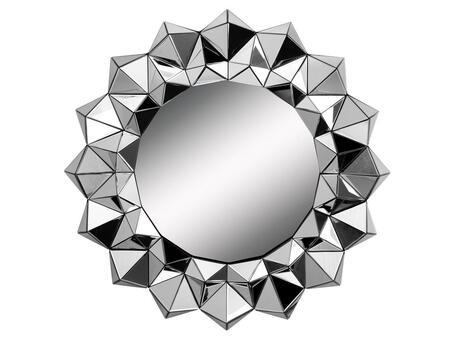 Stein World 12436 Connor Series Round Portrait Decorative Mirror