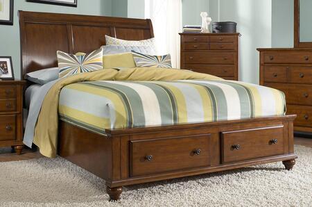 Broyhill HAYDENSLEIGHLCK  King Size Sleigh Bed