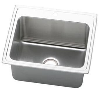 Elkay PLA2522120 Laundry Sink