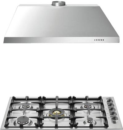 Bertazzoni 708368 Master Kitchen Appliance Packages