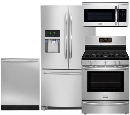 Frigidaire 391626 Gallery Washer and Dryer Combos