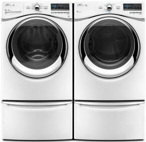 Whirlpool WFW94HEXW-PAIR2 Washer and Dryer Combos