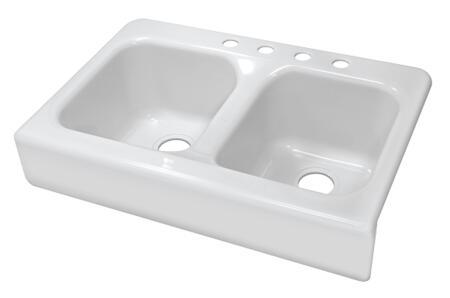 Lyons DKS01AP35 Kitchen Sink