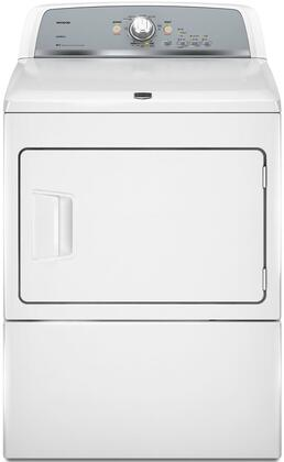 Maytag MEDX550XW Bravos X Series Electric Dryer, in White