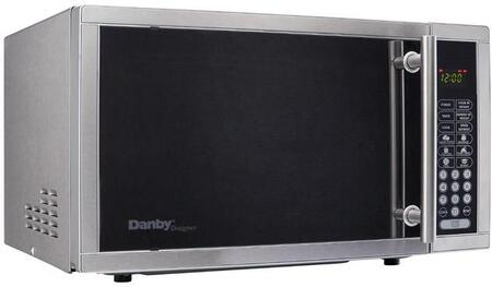 Danby DMW749SS Countertop Microwave, in Stainless Steel