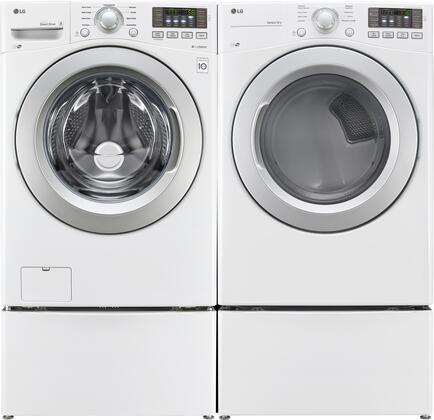 LG 705950 Washer and Dryer Combos
