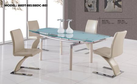 Global Furniture USA 88DTBEI
