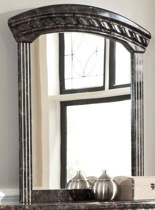Signature Design by Ashley B26436 Vachel Series Rectangular Portrait Dresser Mirror